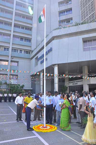 70th Independence Day Celebration at C.M.D.A